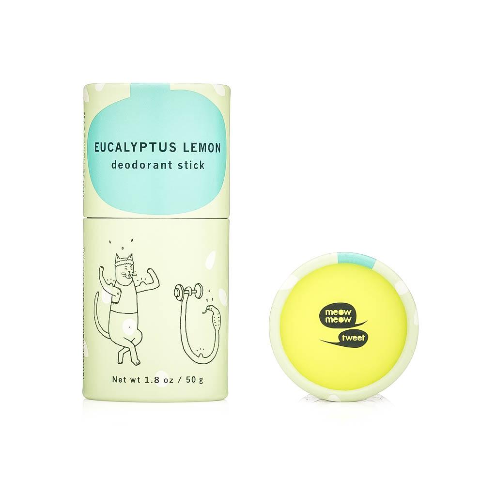 plastic free deodorant